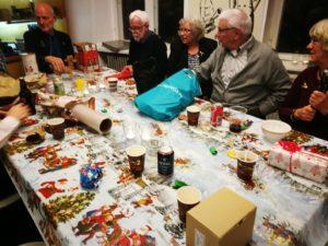 Juleafslutning @ Ringsted Radiomuseum