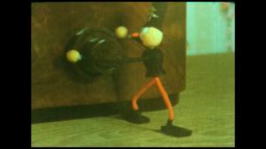 Visning af Philips dukkefilm 1936. LL-Film 1959/-61: Tæbyvej @ Ringsted Radiomuseum